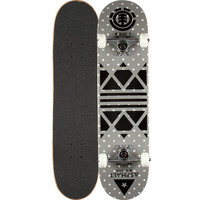 Element X Ayc Nyjah Full Complete Skateboard White One Size For Men 25426915001