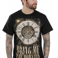 Bring Me The Horizon - Clock - T-Shirt
