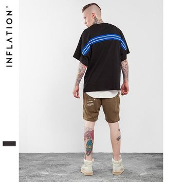 ca qiyif INFLATION 2017 Summer Collection Oversized T-shirt
