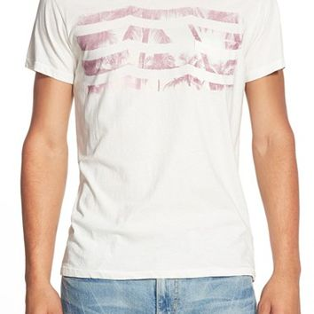 Men's Sol Angeles 'Palm Waves' Pocket T-Shirt,