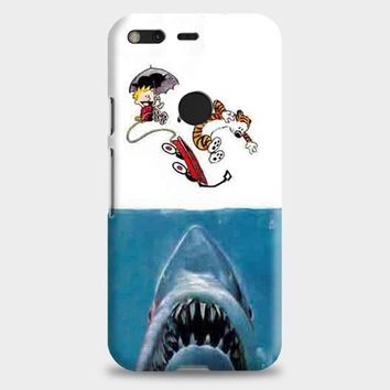 Calvin And Hobbes Google Pixel 2 Case