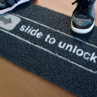 Kikkerland Slide to Unlock Indoor