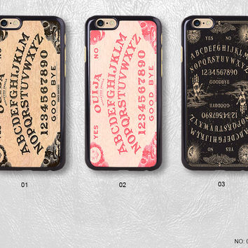 Ouija Board Spooky Protective Phone Case For iPhone case & Samsung case, H08