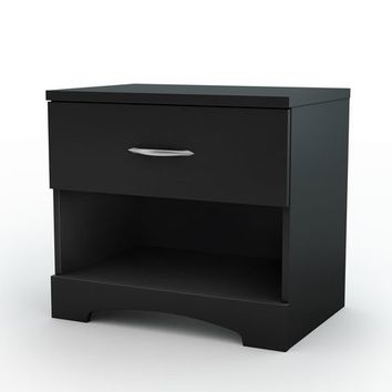 """South Shore SoHo Collection Night Stand, Chocolate at Walmart.ca """