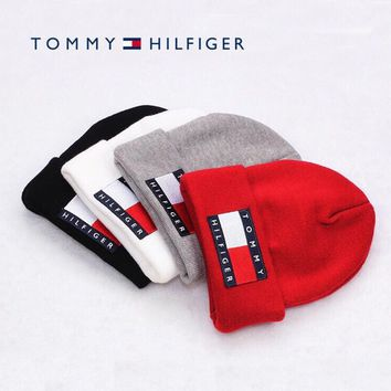 KU-YOU TOMMY HILFIGER Beanies
