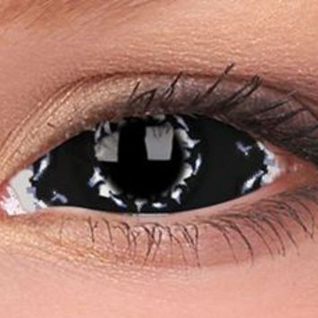 Apocalypse - 22mm Sclera Contact Lenses | EyesBright.com