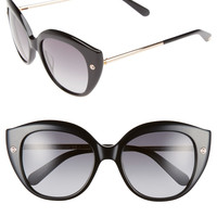 Kate Spade New York 'Kaelee' 55Mm Retro Sunglasses LAVELIQ
