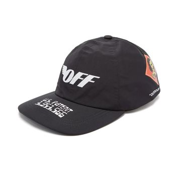 Industrial Gore-Tex Flex Cap by OFF-WHITE
