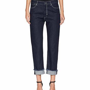 Sportmax Calcut Denim in Midnight Blue