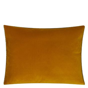 Designers Guild Cassia Saffron Decorative Pillow