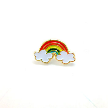 Enamel Pin Rainbow