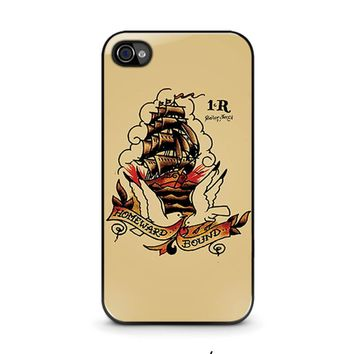 SAILOR JERRY iPhone 4 / 4S Case Cover