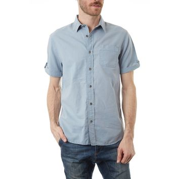 Trent Cotton Linen Shirt