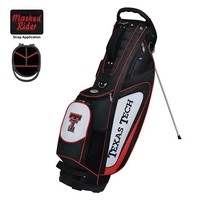 Team Effort Texas Tech Red Raiders Gridiron II Golf Bag (Txt Team)