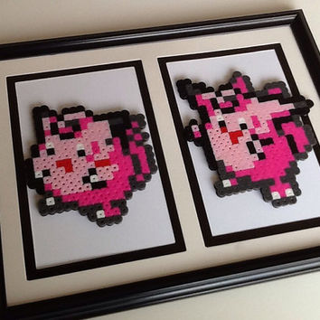 Clefairy Evolution Double Mat Frame
