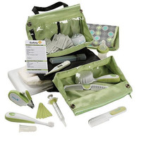 Safety 1st Welcome Baby Nursery Kit in Spring Green