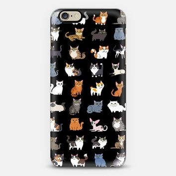 All Cats iPhone 6 case by Lili Chin | Casetify