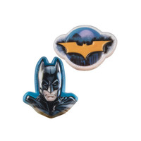 Batman Dark Knight Cupcake Rings