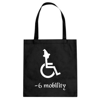 Tote -6 Mobility Canvas Tote Bag