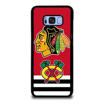 CHICAGO BLACKHAWKS 2 Samsung Galaxy S8 Plus Case Cover