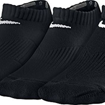 Nike Cotton Cushioned No-Show Youth 3-Pack Socks