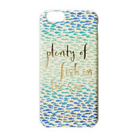 Kate Spade New York Resin iPhone 6 Plenty Of Fish In The Sea