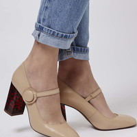 GATSBY Mary-Jane Shoes - Topshop