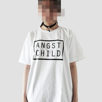 Angst Child tee
