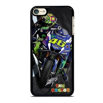 MOTO GP ROSSI THE DOCTOR STYLE iPod Touch 6 Case