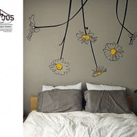 Oopsa Daisies - Surface Collective | Premium Wall Graphics