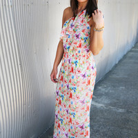 May Flowers Maxi