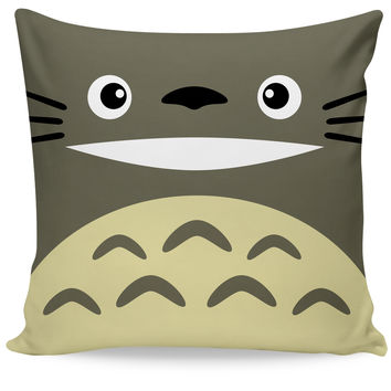 Totoro Couch Pillow
