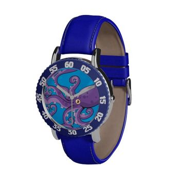 Octopus Watch from Zazzle.com