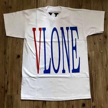 ca DCCK Vlone T Shirt Men