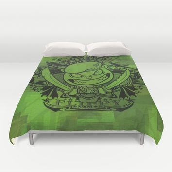 Flippy_HappyTreeFriend Duvet Cover by MusyeeChan