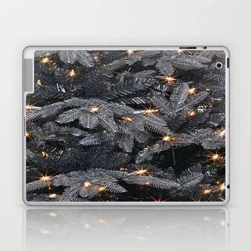 christmas tree Laptop & iPad Skin by Jessica Ivy