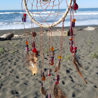 Down to Earth Buddha Dream Catcher
