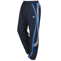 adidas Essentials 3 Stripe Gryphon Pant - Navy/White