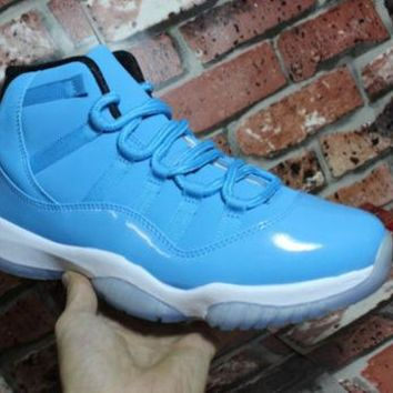 PEAPON1 Air Jordan retro 11 pantone bred legend blue 11s concords 11 gamma XI men basketball shoes