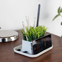 Kikkerland Design Inc » Products » Grass Pen Stand Large
