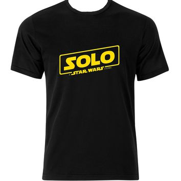 Solo A Star Wars Story Logo T-shirt
