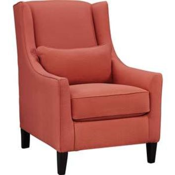 Evelyn Wing Back Chair