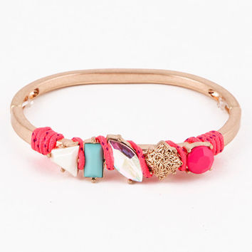 Pink Crandy Crush Bracelet