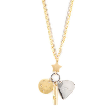 Marc by Marc Jacobs Jewelry Women's Music Star Pendant Necklace