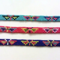 Boho Hippie Beaded Friendship Bracelets