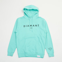 Diamant Paris Pullover Hood in Diamond Blue