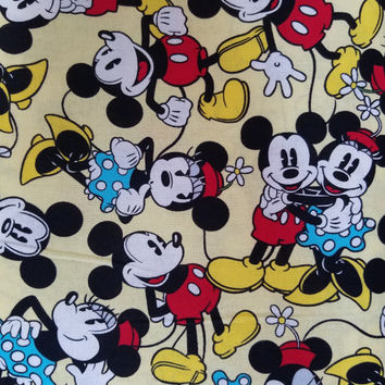 Mickey - mouse  - minnie - mouse - disney - infinity  - scarf