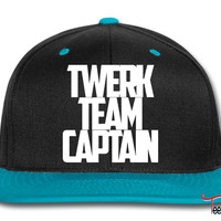 twerk team captain Snapback