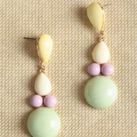pastel wishes earrings at ShopRuche.com