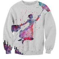 Mary Poppins sweater